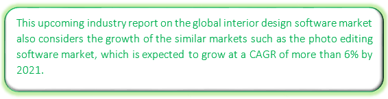 Geographies Like The Americas APAC And EMEA Are Covered By This Report On Global Interior Design Software Market To Offer Clients Scope