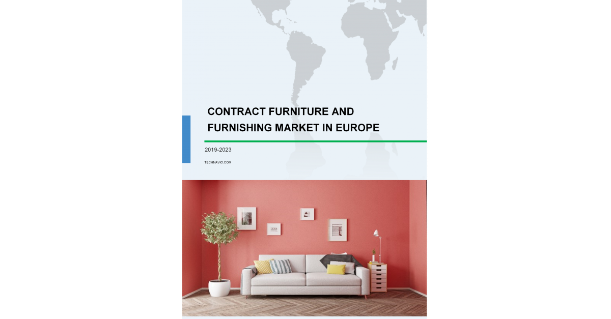 Contract Furniture and Furnishing Market in Europe | Size, Share