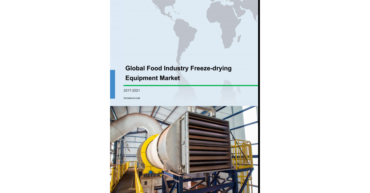 Global Food Industry Freeze-Drying Equipment Market worth