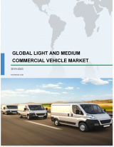 Global Light and Medium Commercial Vehicle Market 2019-2023