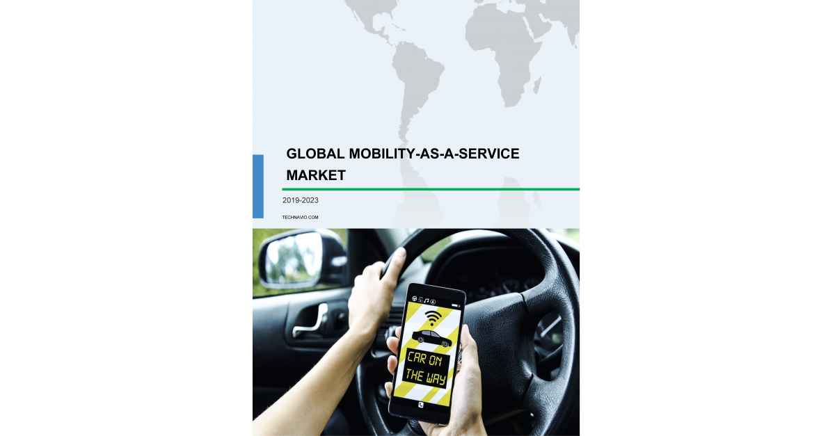 Mobility-As-A-Service Market| Size, Share, Trends | Industry