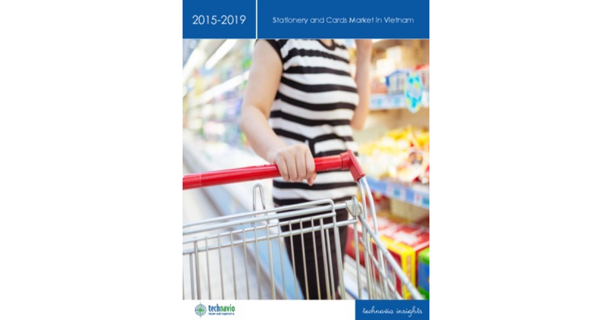 Stationery and Cards Market in Vietnam 2015-2019   Market