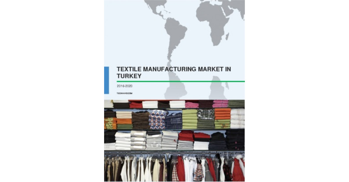 Textile Manufacturing Market in Turkey 2016-2020 | Market
